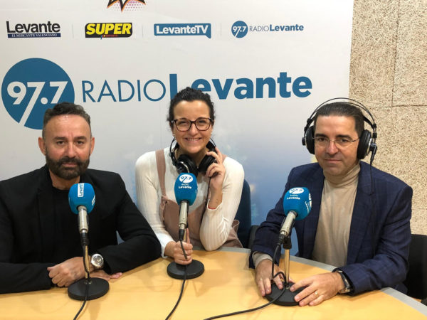 Urólogo Valencia Manuel Martínez en Escucha la Vida de Radio Levante