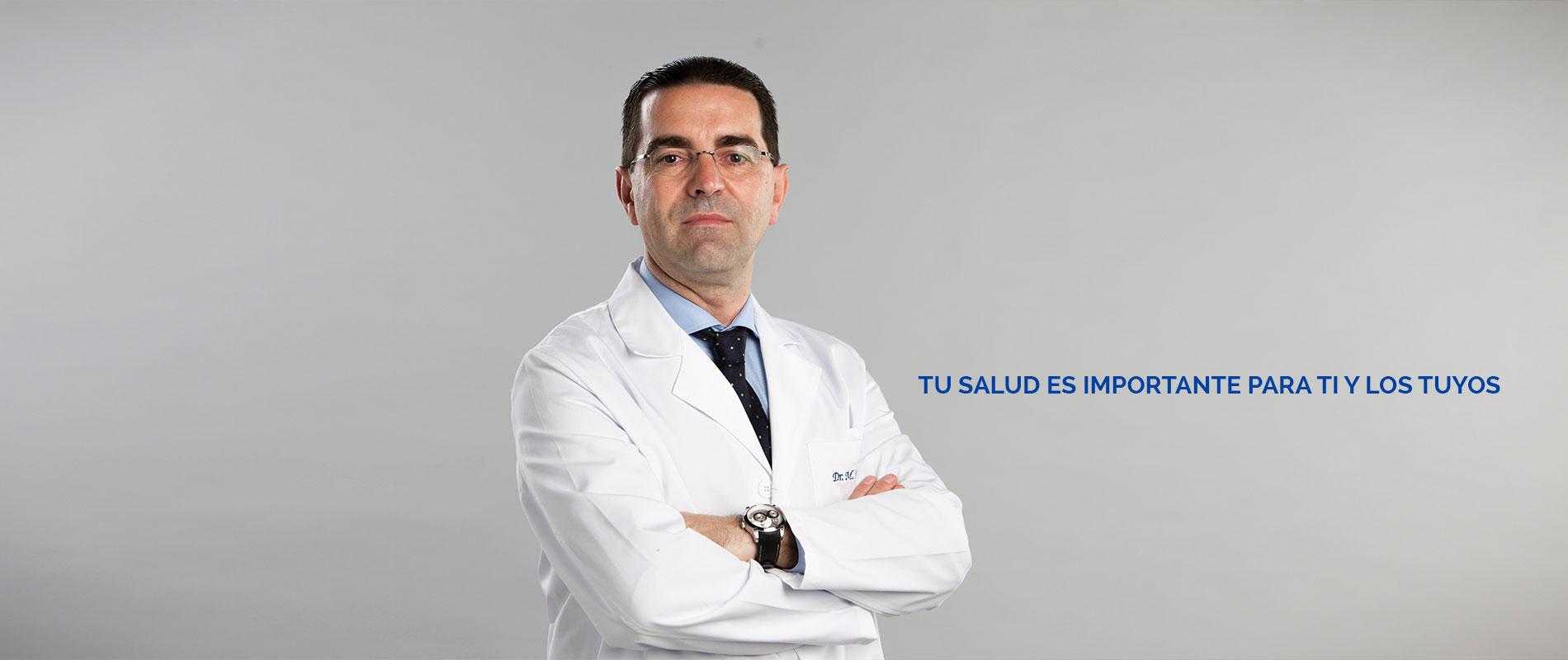 Urólogo Valencia Manuel Martínez Sarmiento